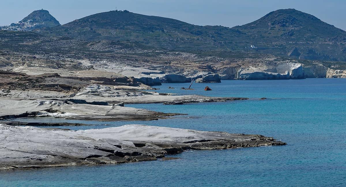 Voyages sur les volcans de Milos