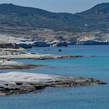 Voyage sur les volcans de Grèce