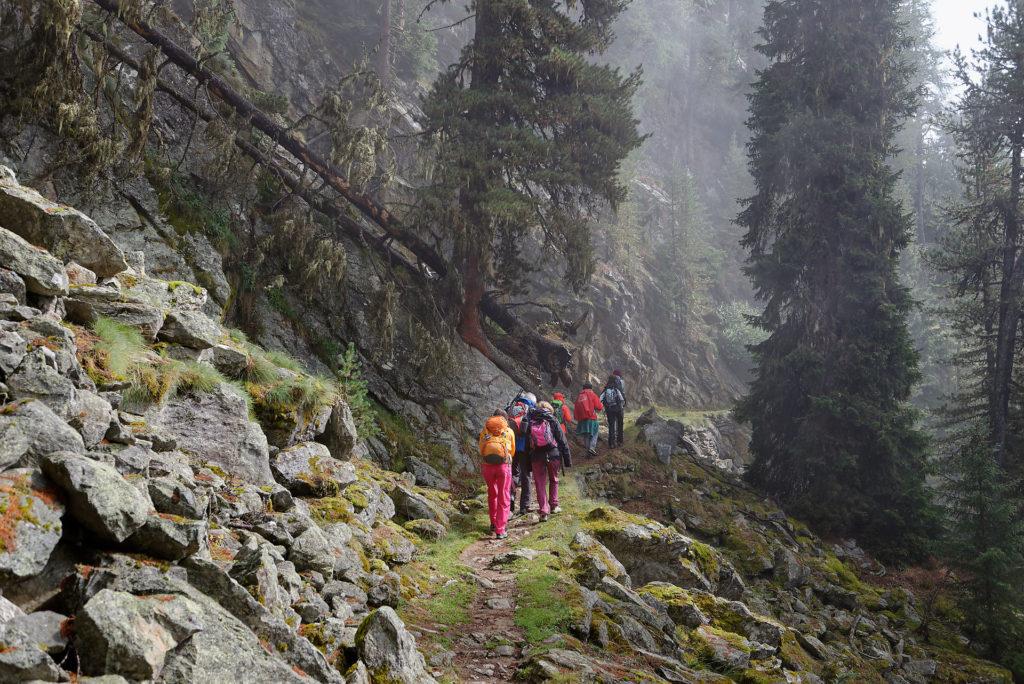 Randonnée autour du Riederhorn