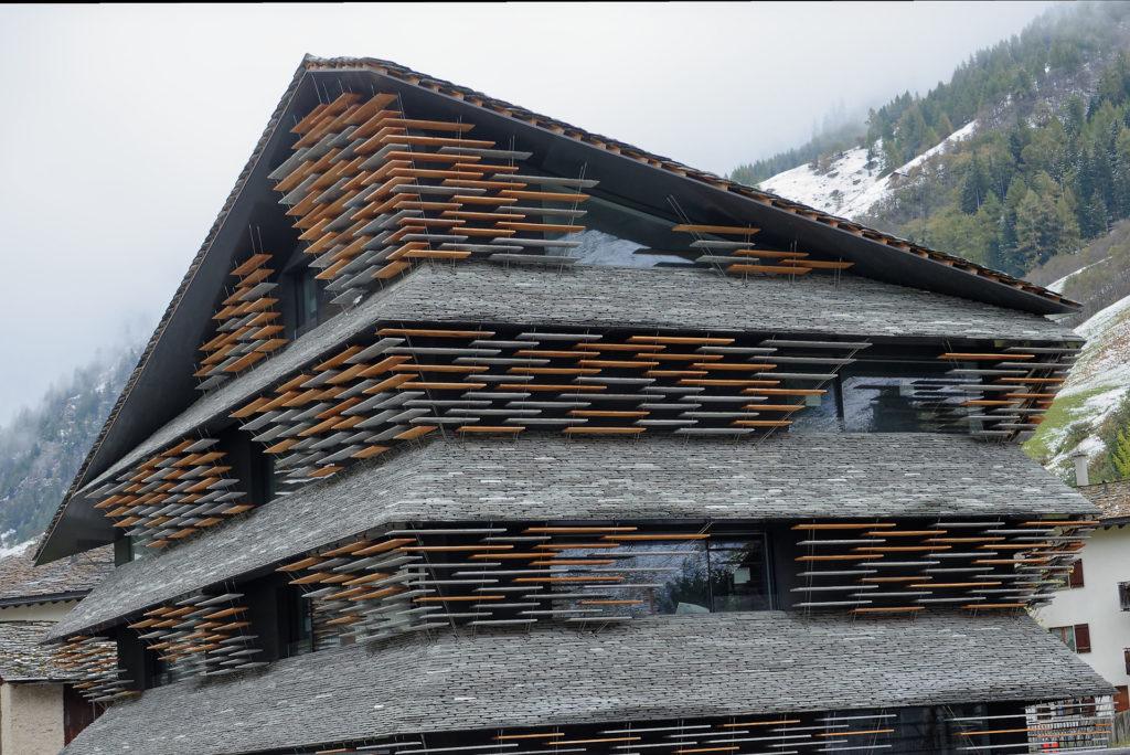Architecture moder Vals