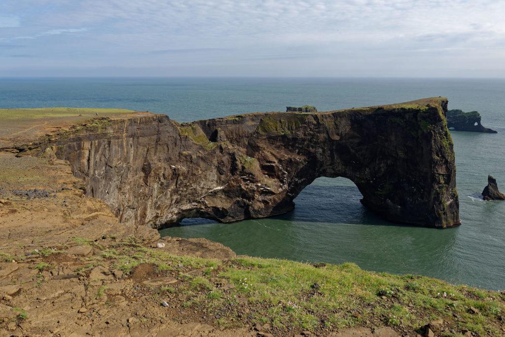 Arche de Dyrrholaey