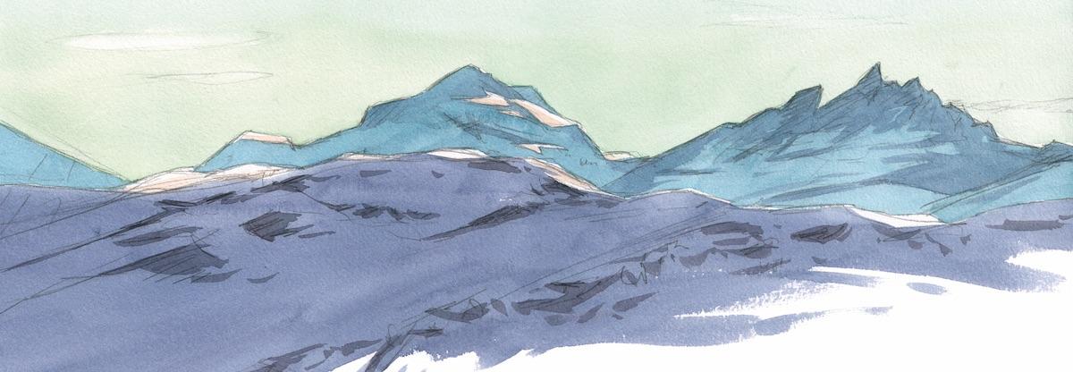 Un des 48 plus hauts sommets de Suisse
