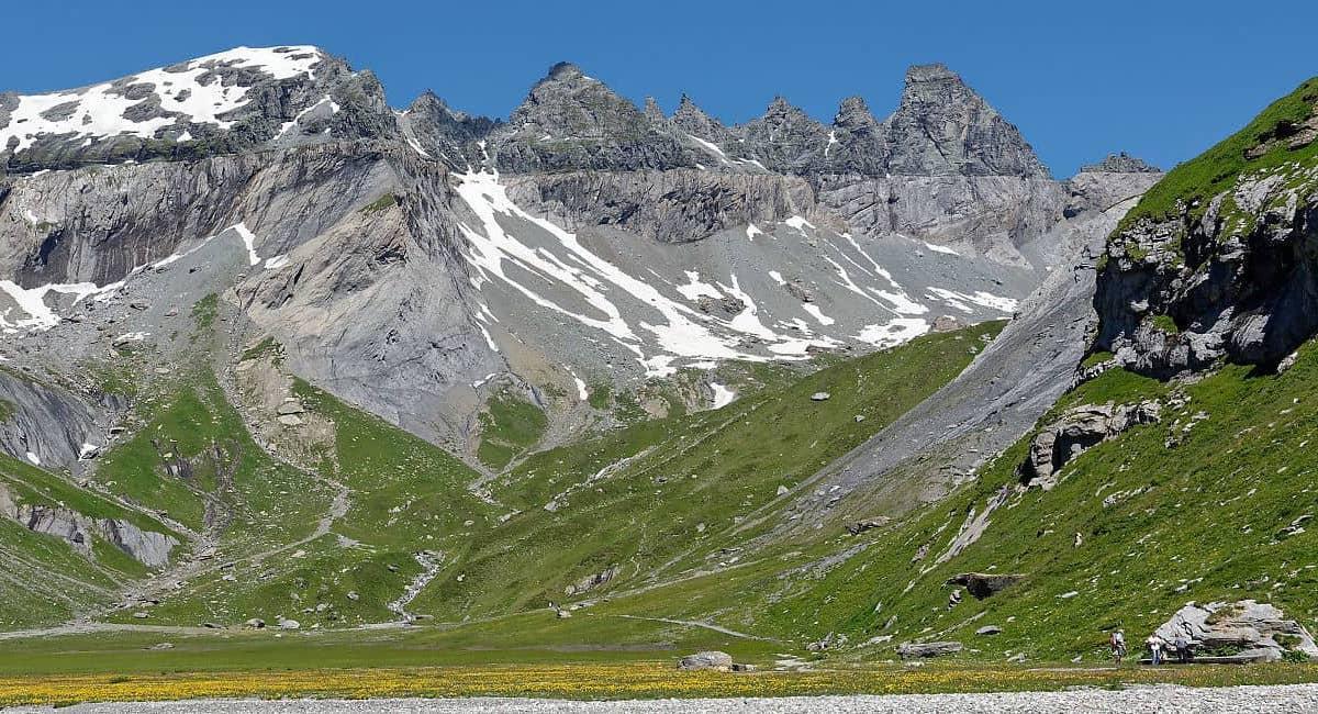 Voyage en Suisse à Flims, Grisons