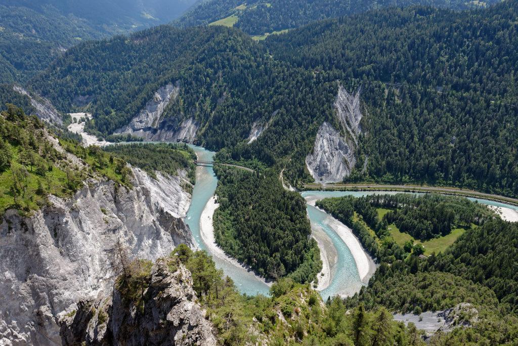 Méandre du Rhin