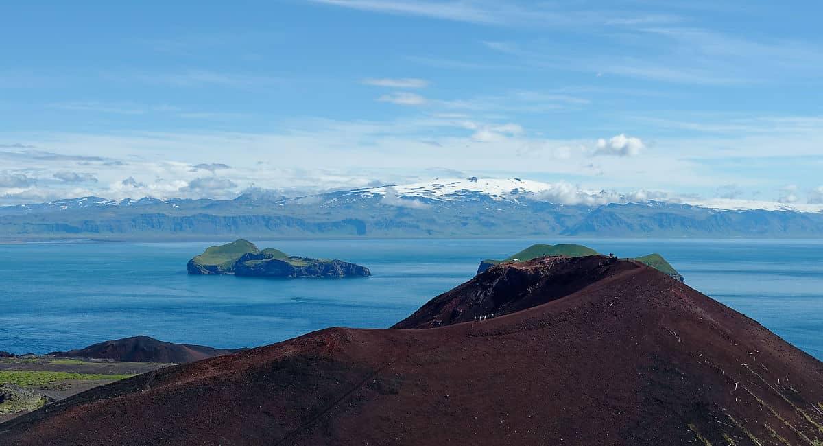 Voyages sur les volcans d'Islande