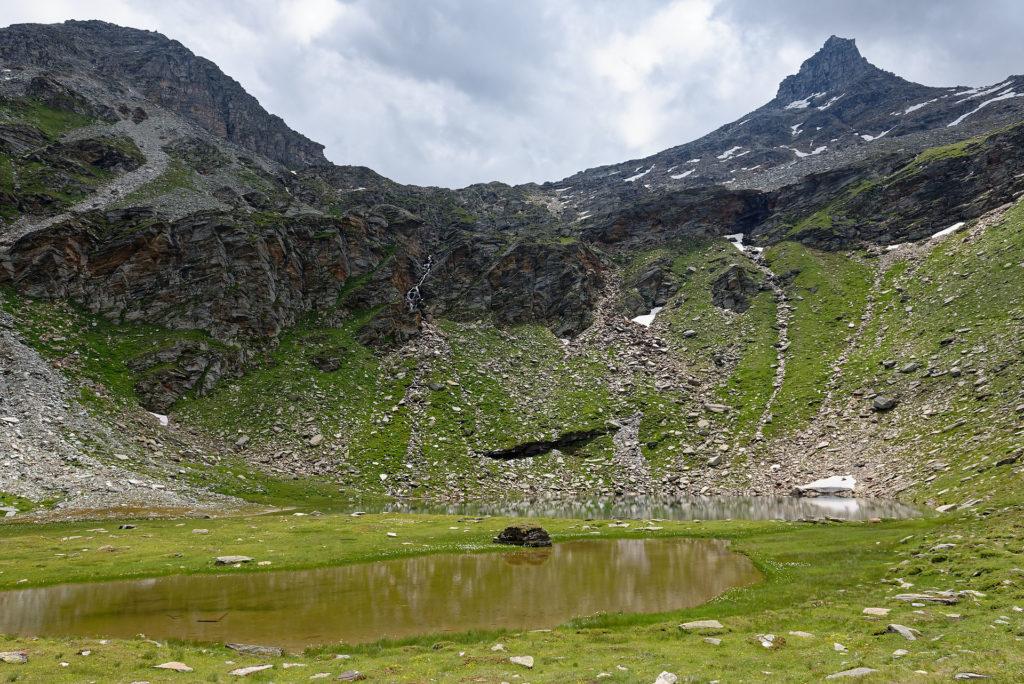 sentier des lacs, Vals