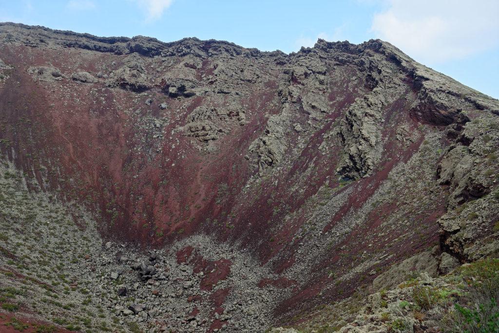 Cratère de La Corona