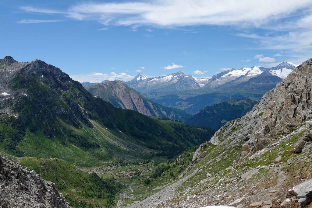 vallée alpine