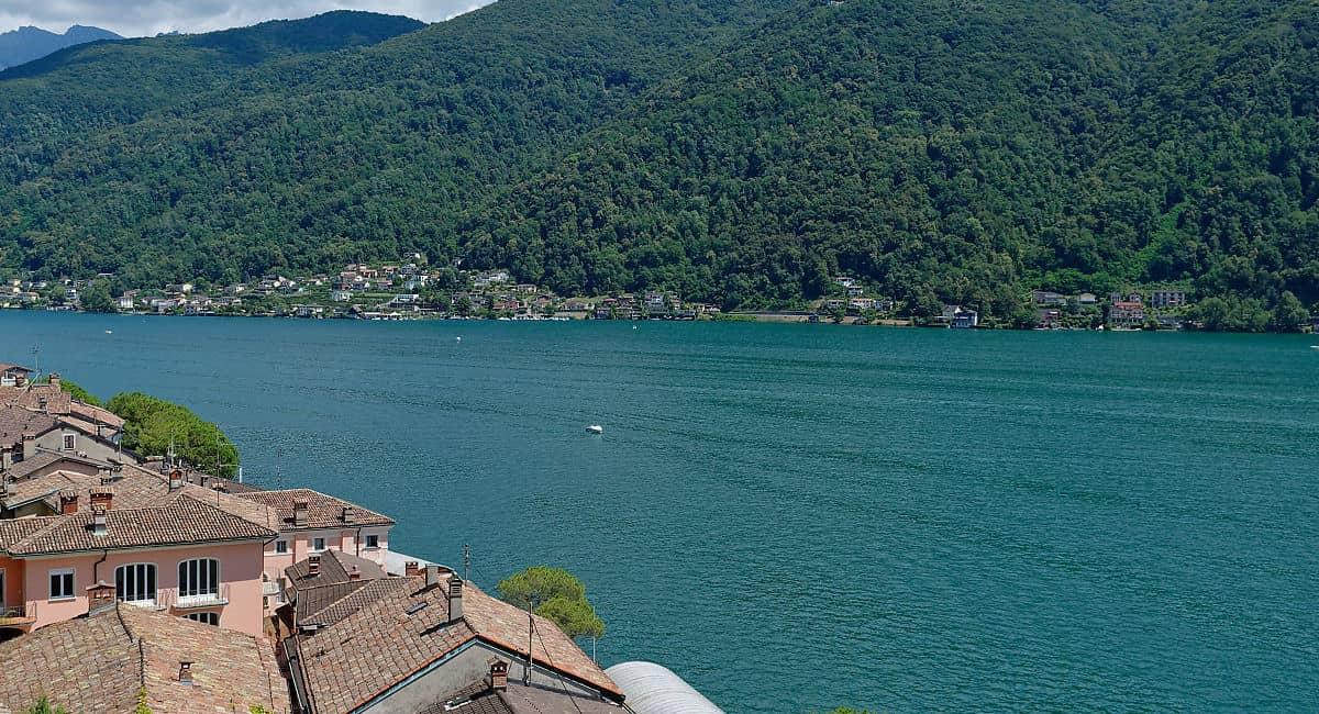 Voyage en Suisse au Tessin