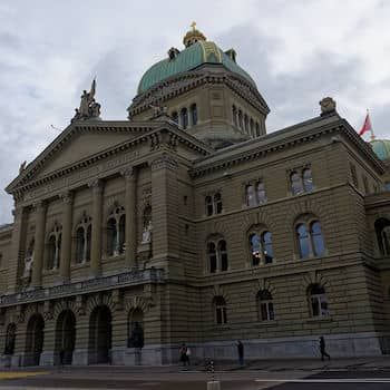 Palais fédéral, Berne