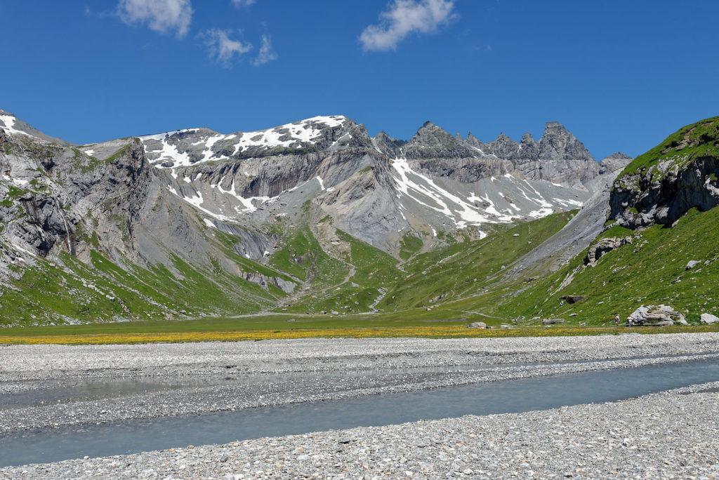 Zone alluviale d'altitude de Segnas Sut