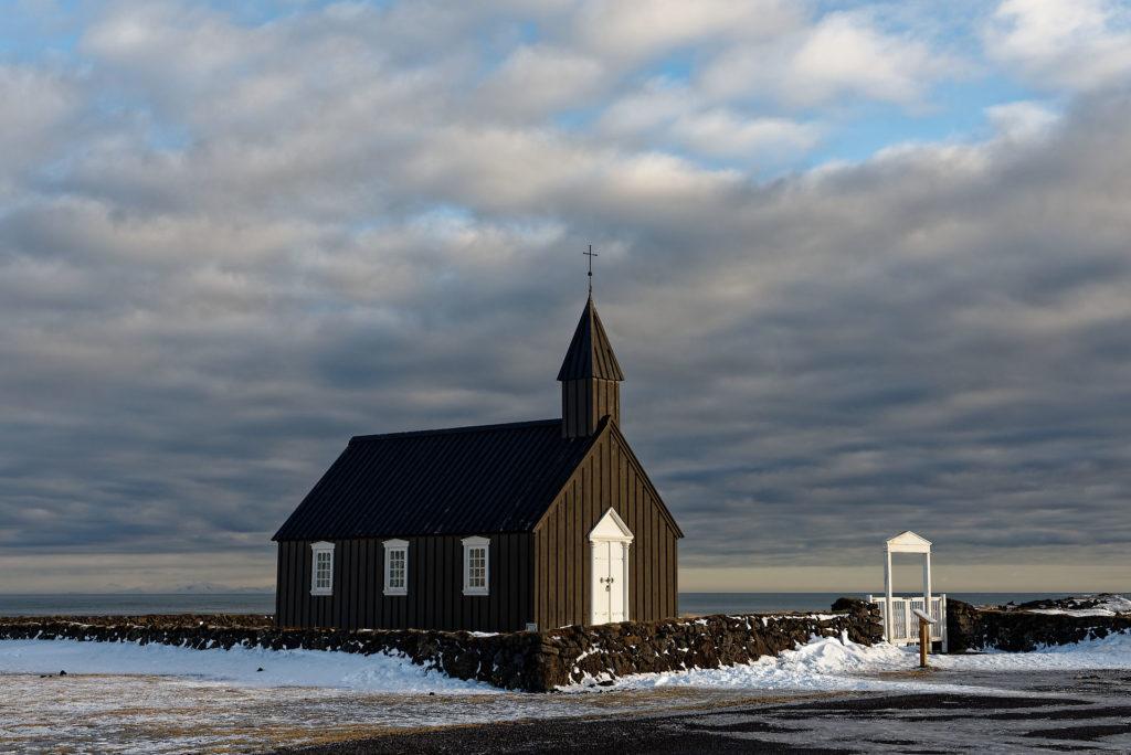 Eglise en Islande