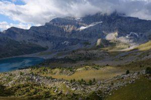 Séjour en Suisse à Salanfe