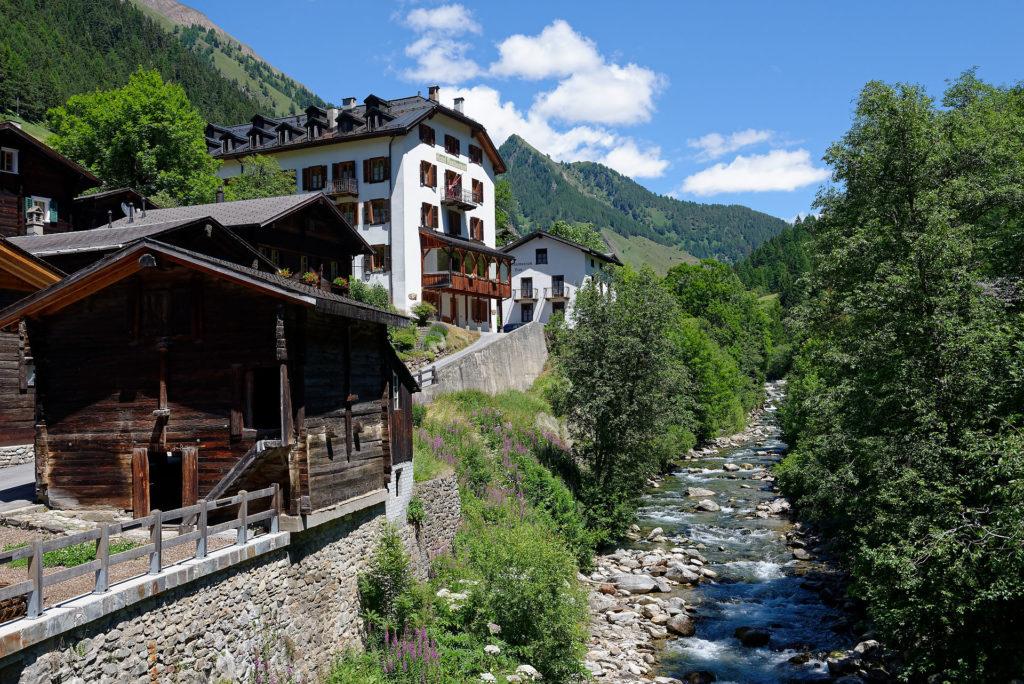 Binndorf, village de Binn