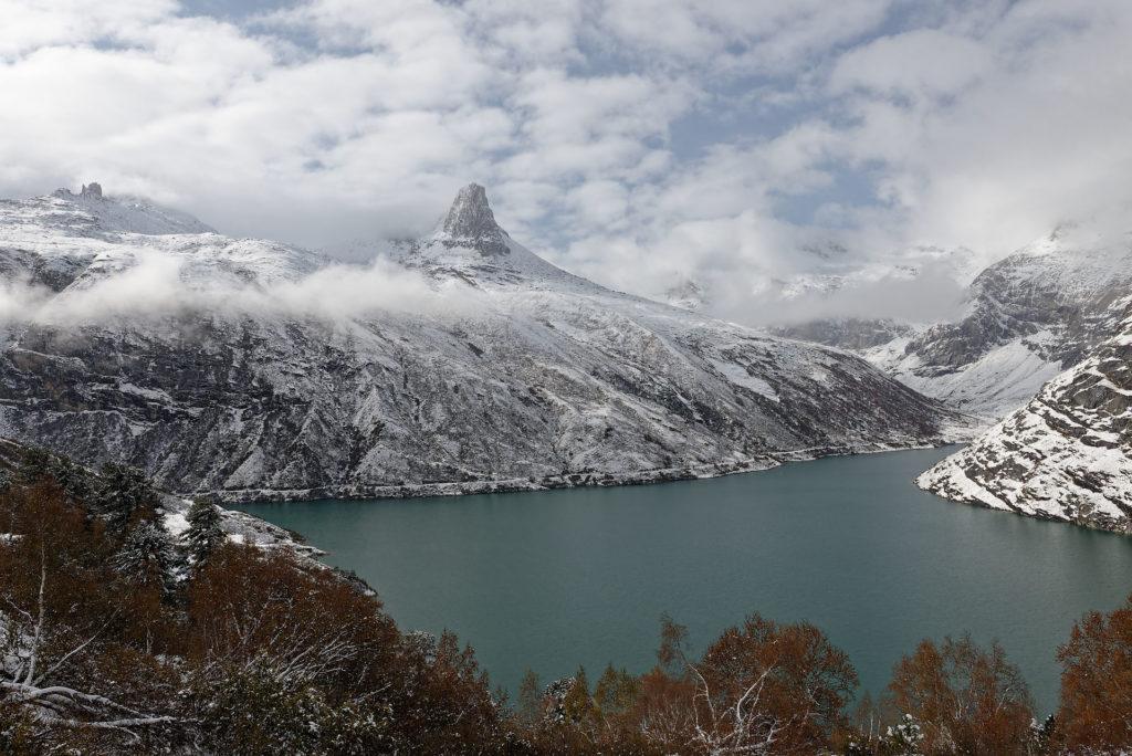 Lac de Zervreila
