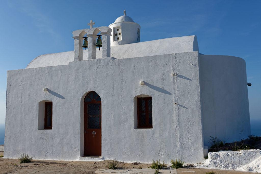 Eglise à Milos