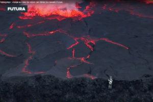 Eruption du volcan Nyiragongo en RDC