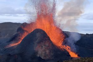 L'éruption de Fagradalsfjall en Islande