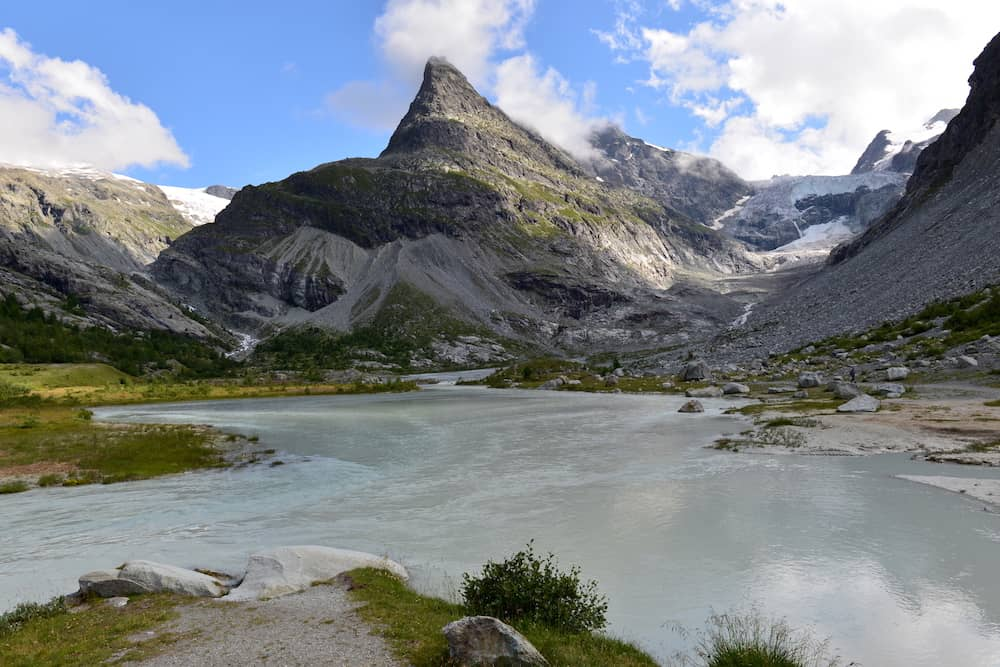 Les extraordinaires histoires géologiques du Valais