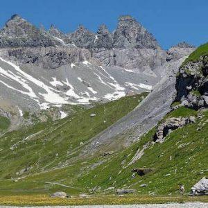 Voyage en Suisse au géoparc Sardona